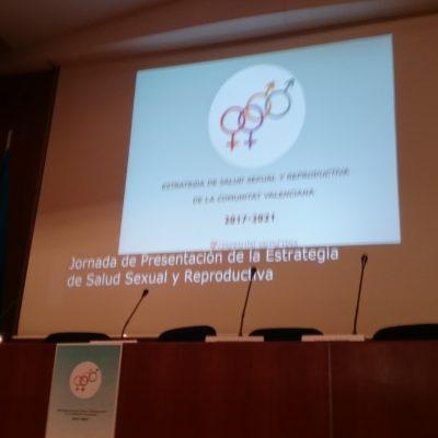 Presentación de la Estrategia de Salud Sexual y Reproductiva en Conselleria de Sanitat
